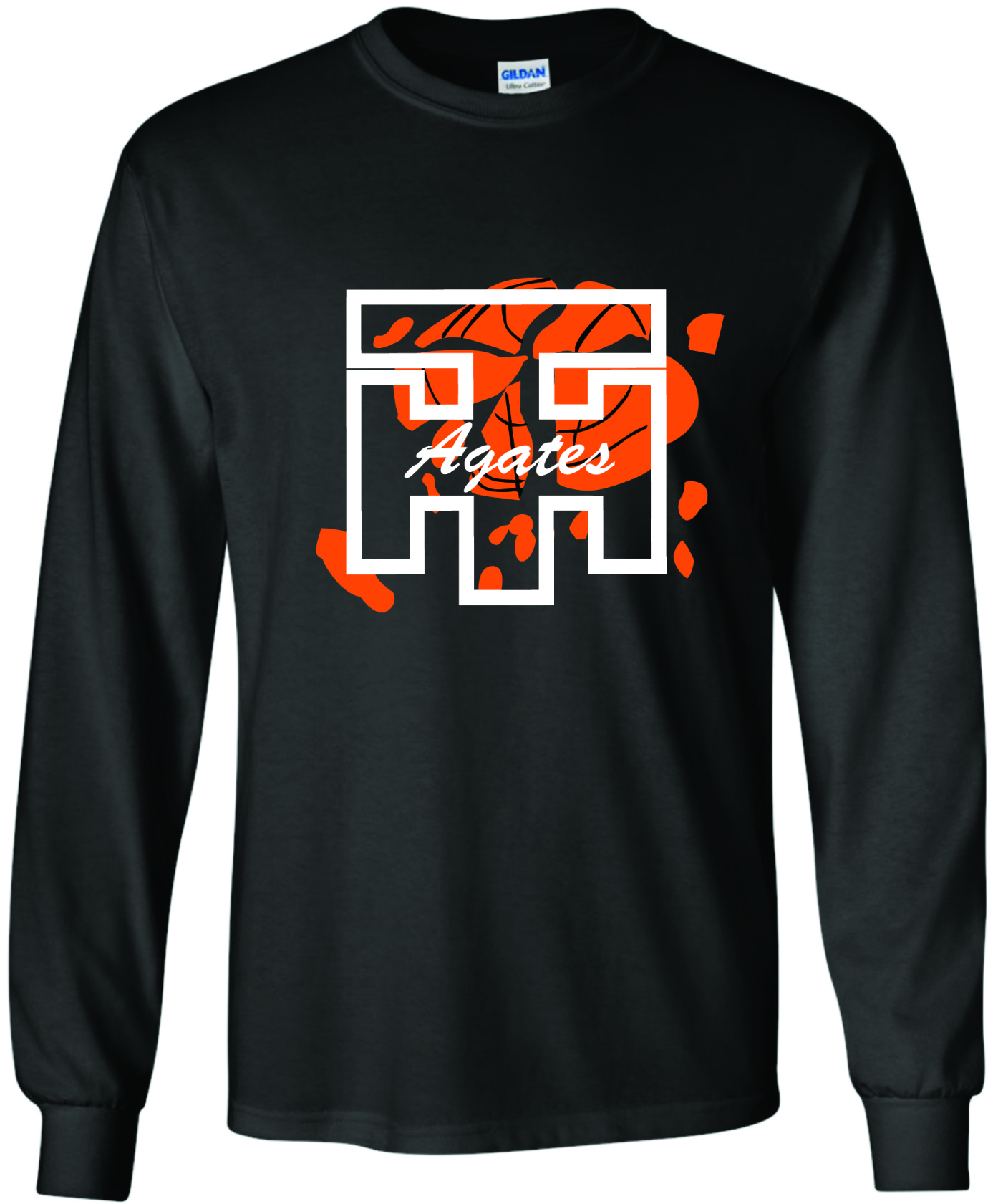 d81664f8 Two Harbors Trap Long Sleeve T-shirt - Jersey City Screen Printing ...