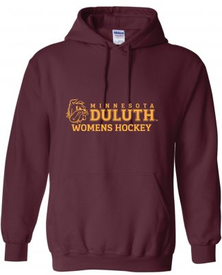 UMD Bulldog Womens Hockey